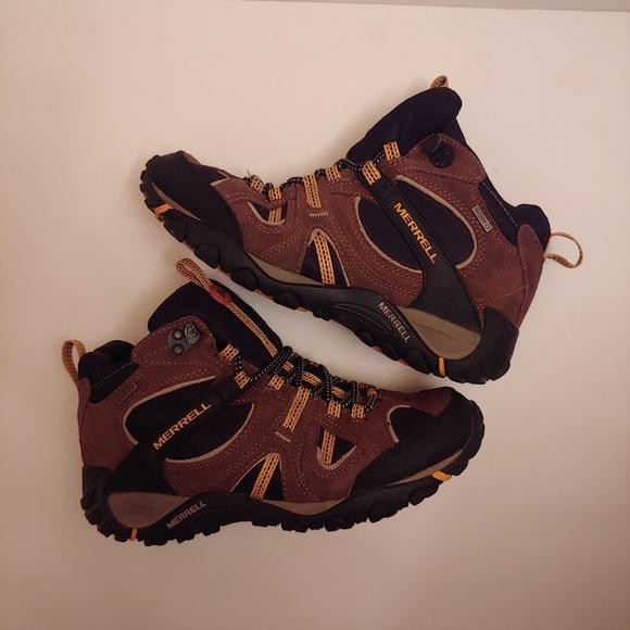 6744d9e2a Merrell Men's Yokota Trail Waterproof Hiking Boots